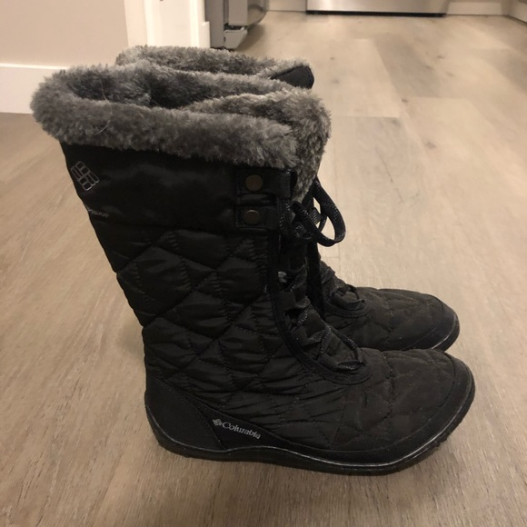 Columbia waterproof winter boots